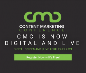 Content Marketing online Conference